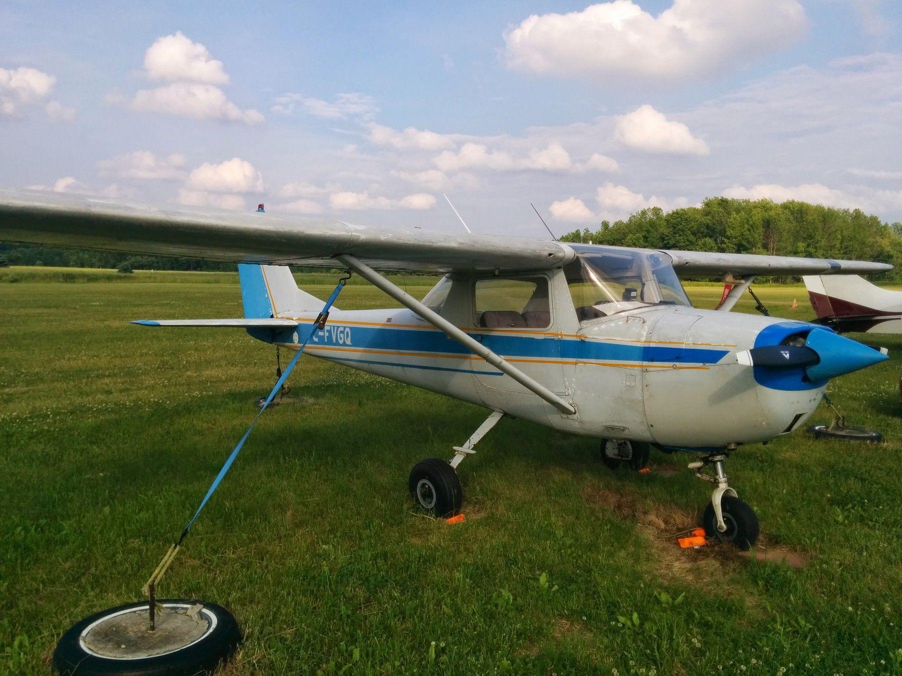 1966 Cessna 150G for sale in (CZBA) Burlington, ON Canada