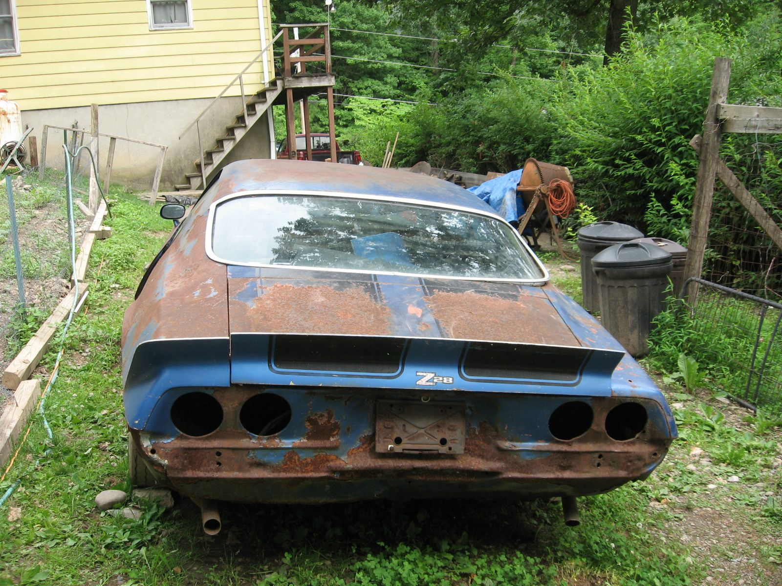 1973 Camaro Maintenance/restoration of old/vintage vehicles: the ...