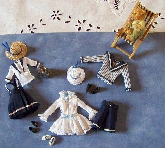 Indémodable costume marin   Flickr - Photo Sharing!