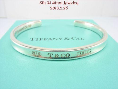 Tiffany & Co.. Cuff Sterling Silver Fine Bracelets | eBay