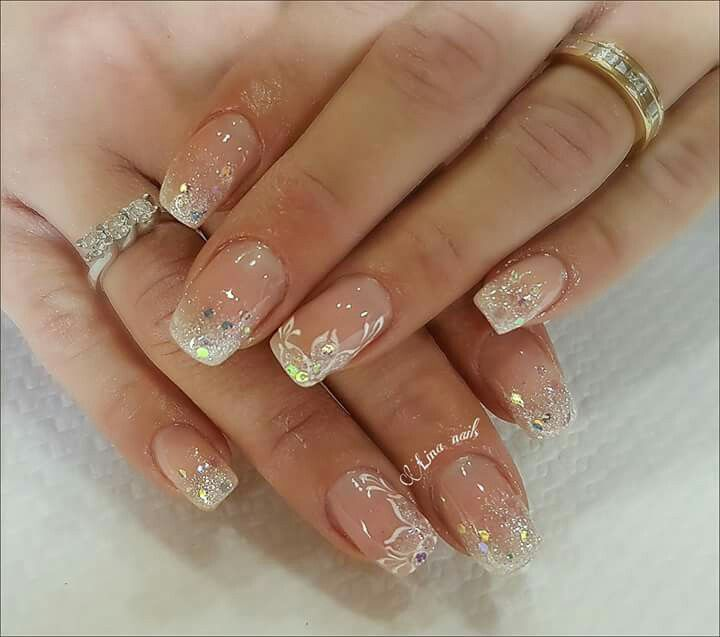 Perfect Pink Ombre Nails | Pink ombre nails, Ombre nails