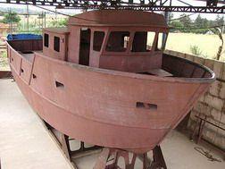Fishing boat plans