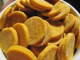Peanut Butter and Pumpkin dog treats of Huntley's Mom - Recipefy
