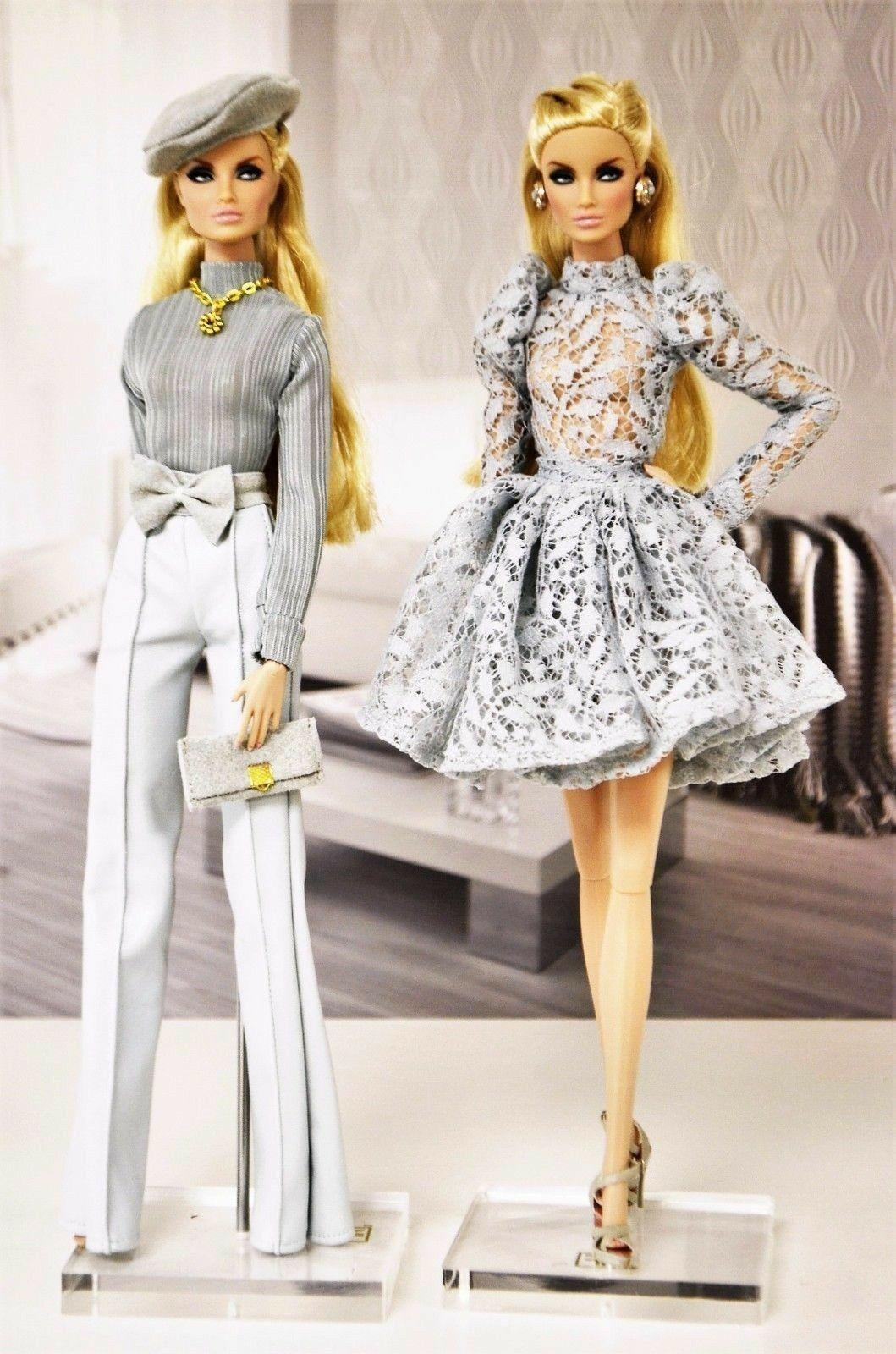 Pin By Cheryl M On Barbie Fashion Barbie Fashion Royalty Fashion Creator