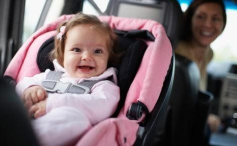 How To Choose And Use The Right Car Seat