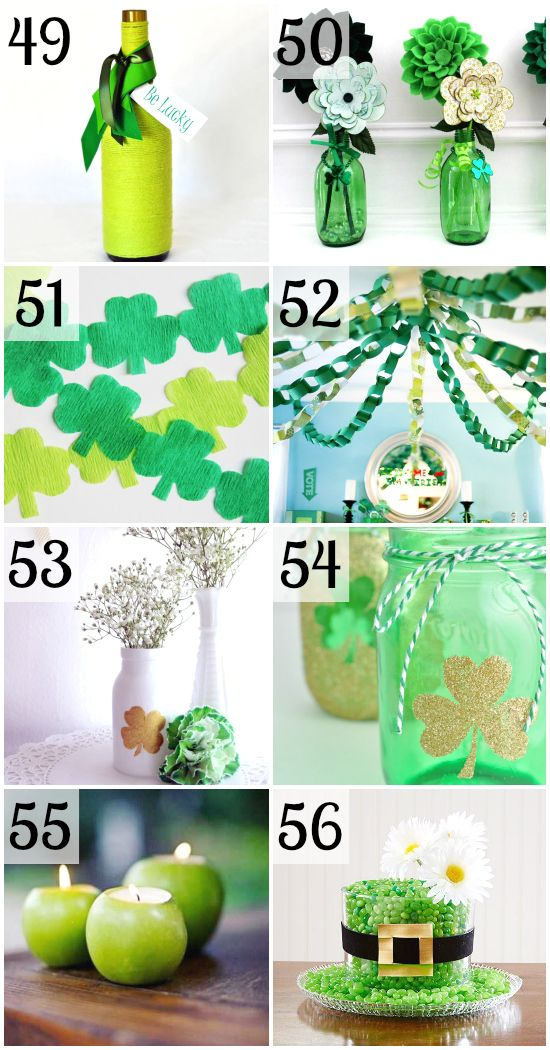 100 St. Patrick\'s Day Party Ideas | St Patrick\'s Day Ideas ...