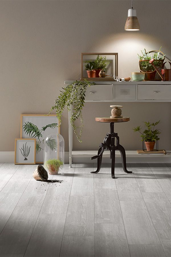 laminat von ter h rne beton holzoptik grau wei. Black Bedroom Furniture Sets. Home Design Ideas