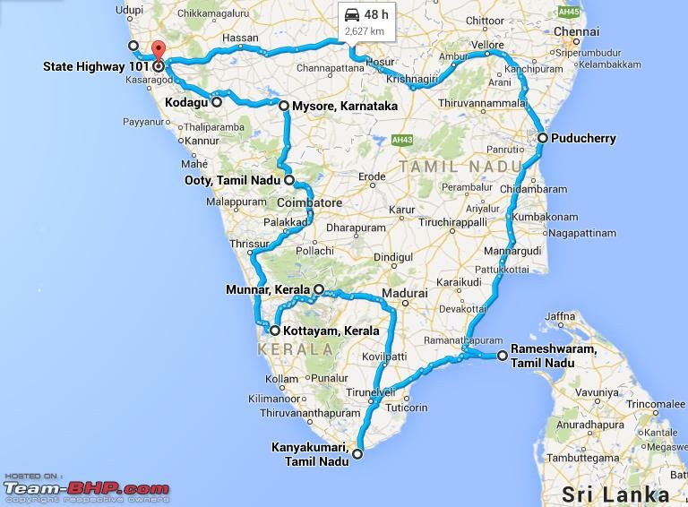 south india map with tourist places Pin On טיולים south india map with tourist places