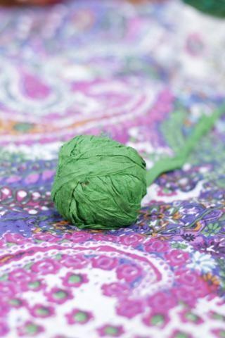 Chiffon Ribbon Yarn | Darn Good Yarn | Ribbon yarn, Knit