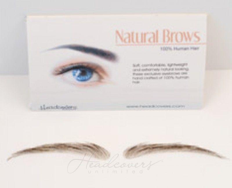 Womens Eyebrow Wigs Cardani 12 Stick On Fake Eyebrows Eyebrow