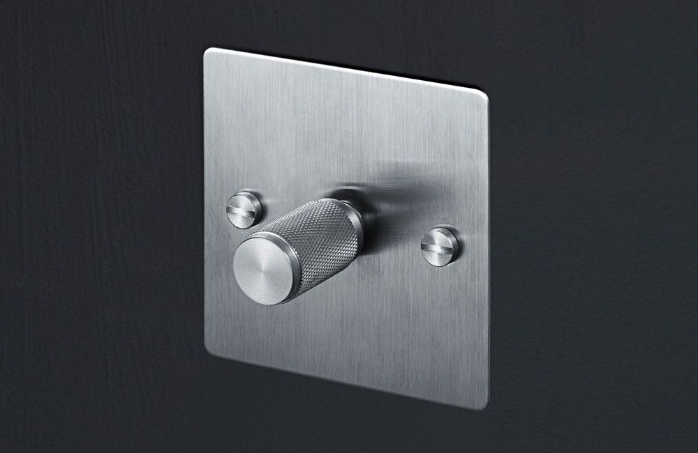 Klassisch: Lichtschalter und Dimmer von Buster+Punch   Lichtschalter ...