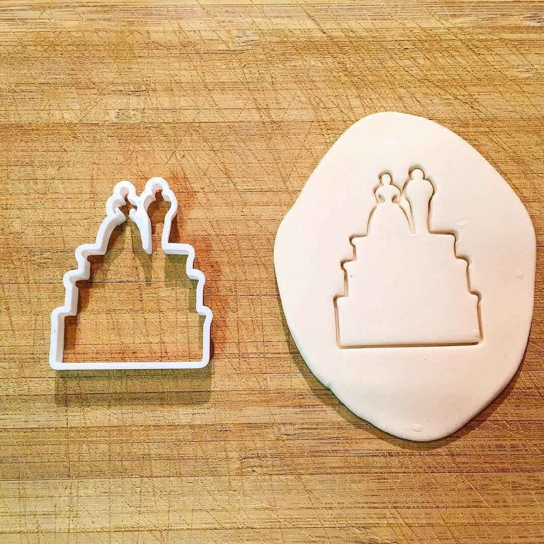 Wedding season is coming! #3D #3dts #3dscan #3dprint #3ddesign #3dprinting #cookies #cookiecutters #wedding #engagement #weddingseason #weddinggift #etsy #etsyshop #etsyfinds #etsyseller #kansascity #makersgonnamake by 3dtoolingscience