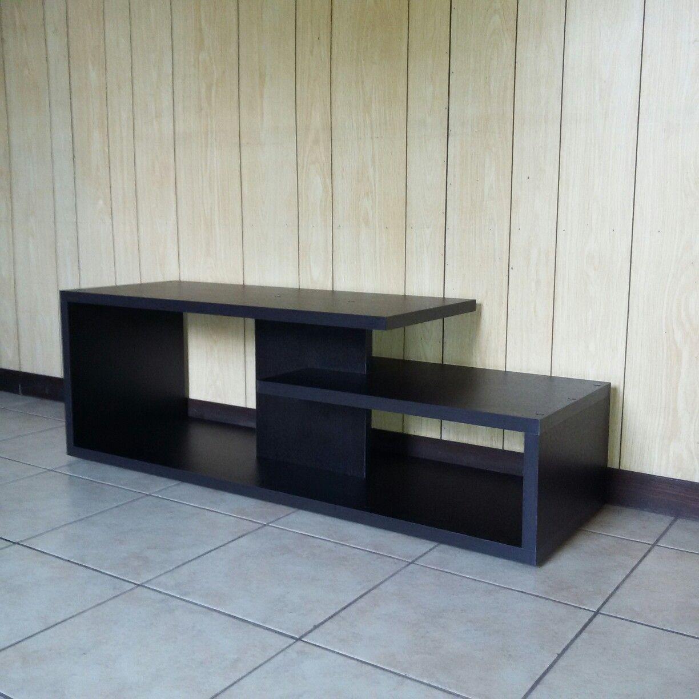 Modulo para tv tvs muebles para pantallas muebles y for Muebles practicos para casas pequenas