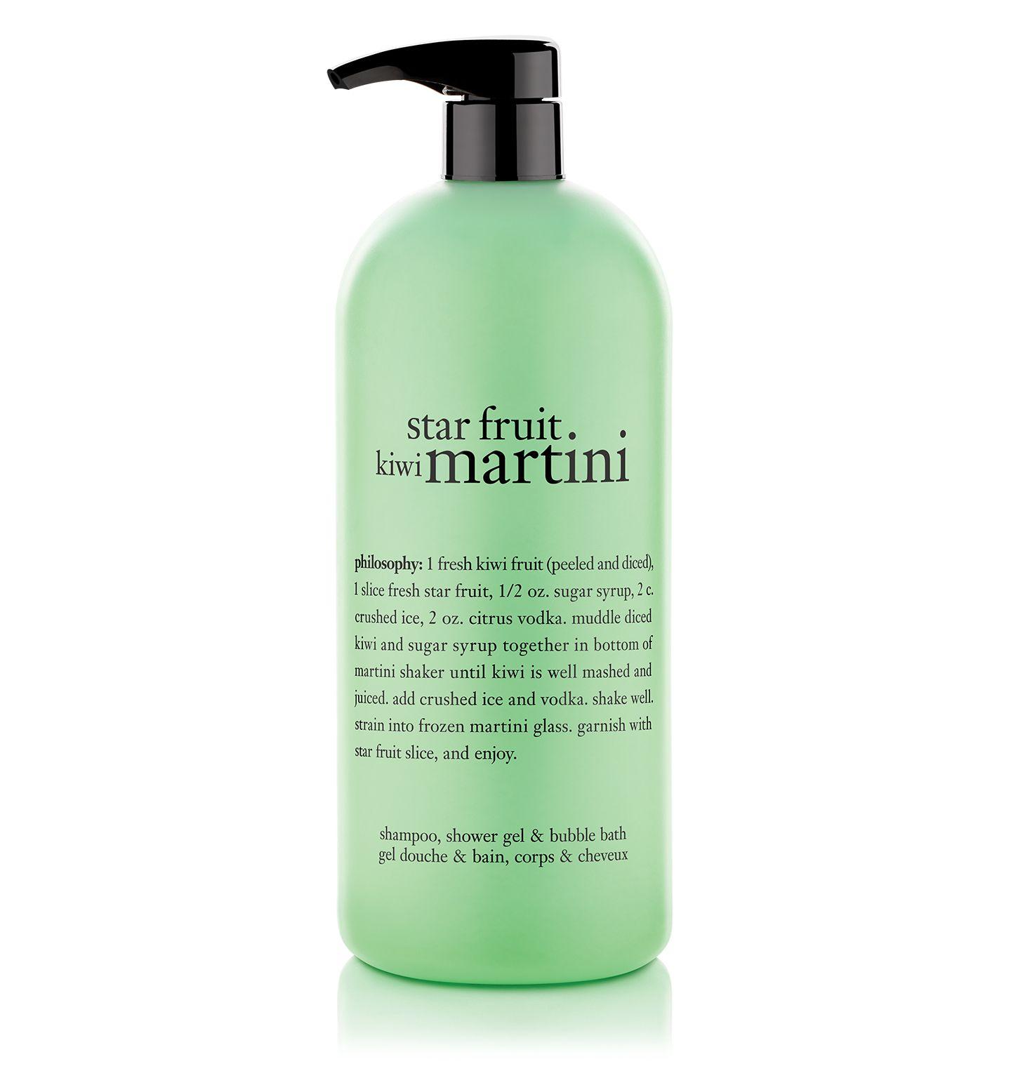 Starfruit Kiwi Martini Shower Gel Shower Gel Bath And Body Beautiful Skin Care