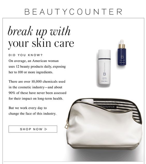 Why Haven T You Switched Yet Beautycounter Better Beauty Safer