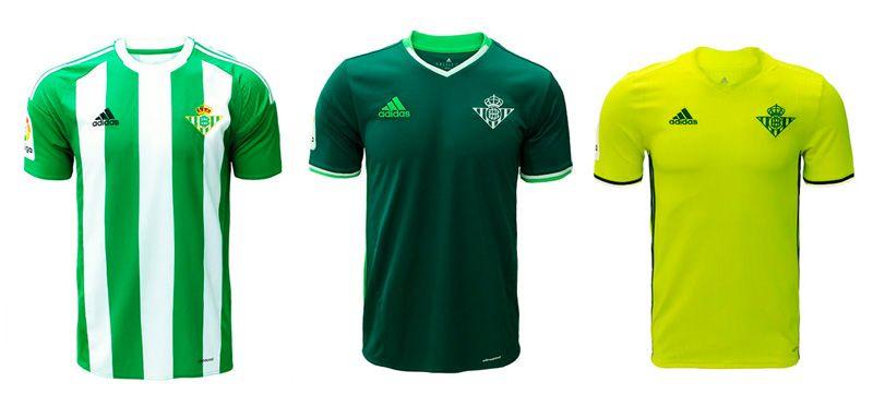 Mus Pies suaves una vez  Camisas e Uniformes da La Liga 2016-2017 - Campeonato Espanhol | Camisa de  futebol, Uniformes futebol, Futebol