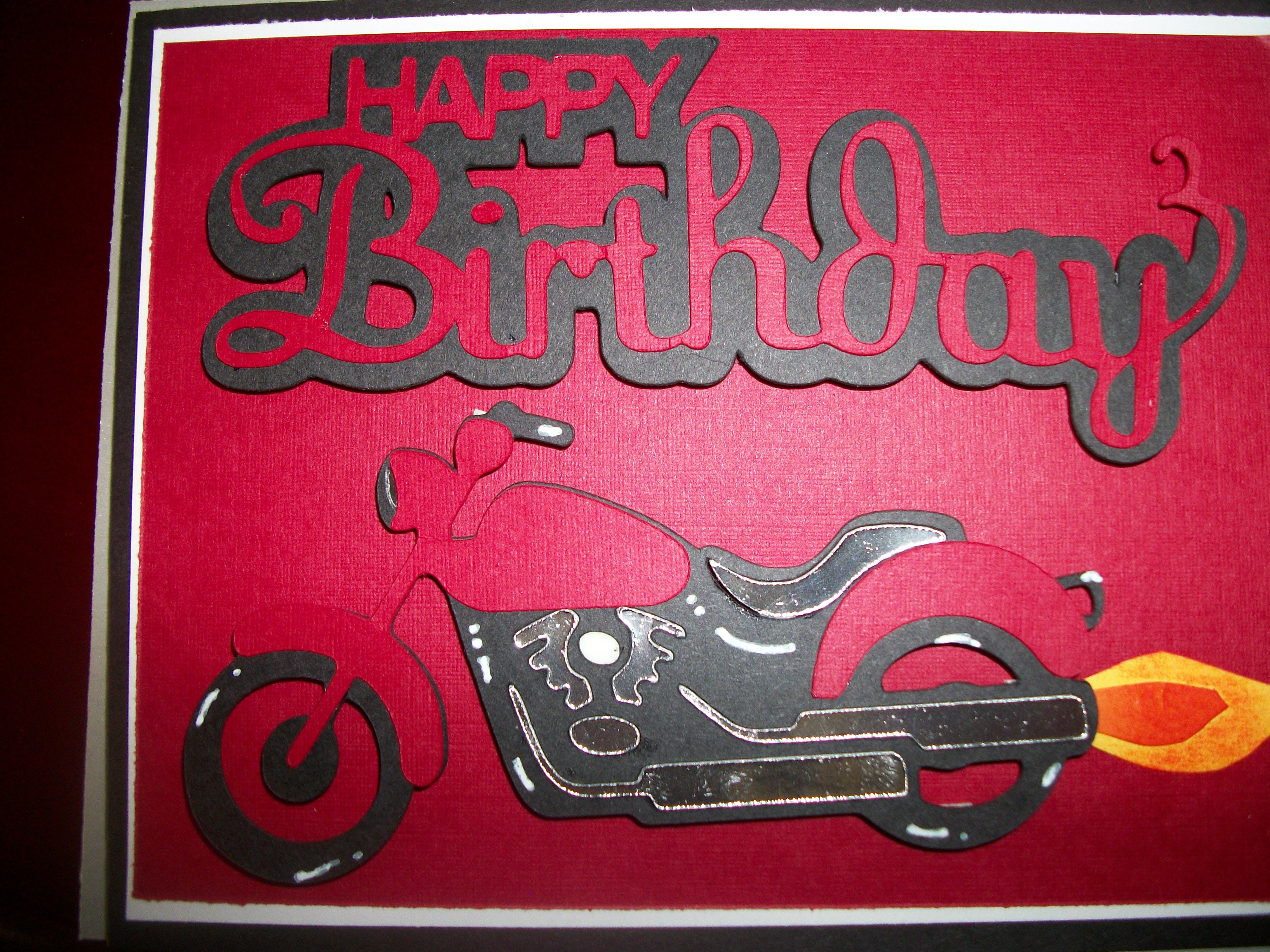 Masculine Birthday Cards Made With Cricut ~ Best cricut birthday cards images kids cards