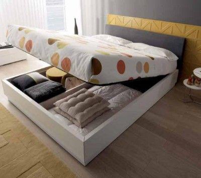 debajo de camas   Sweet Home   Pinterest   Camas, Para el hogar y Madera