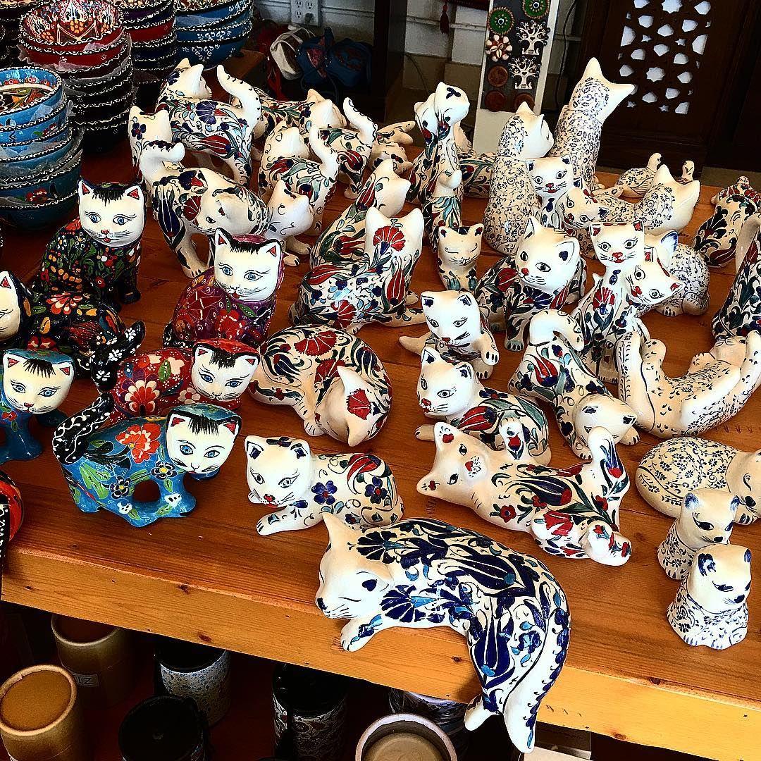 Cats cat cats art sculpture shop quirky unique