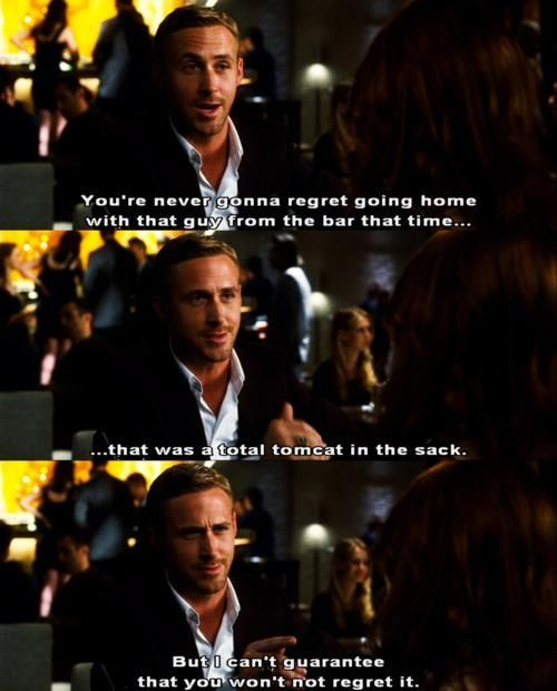 Crazy Stupid Love Quotes Endearing Crazy Stupid Love #emmastone #ryangosling  Books Series  Movies
