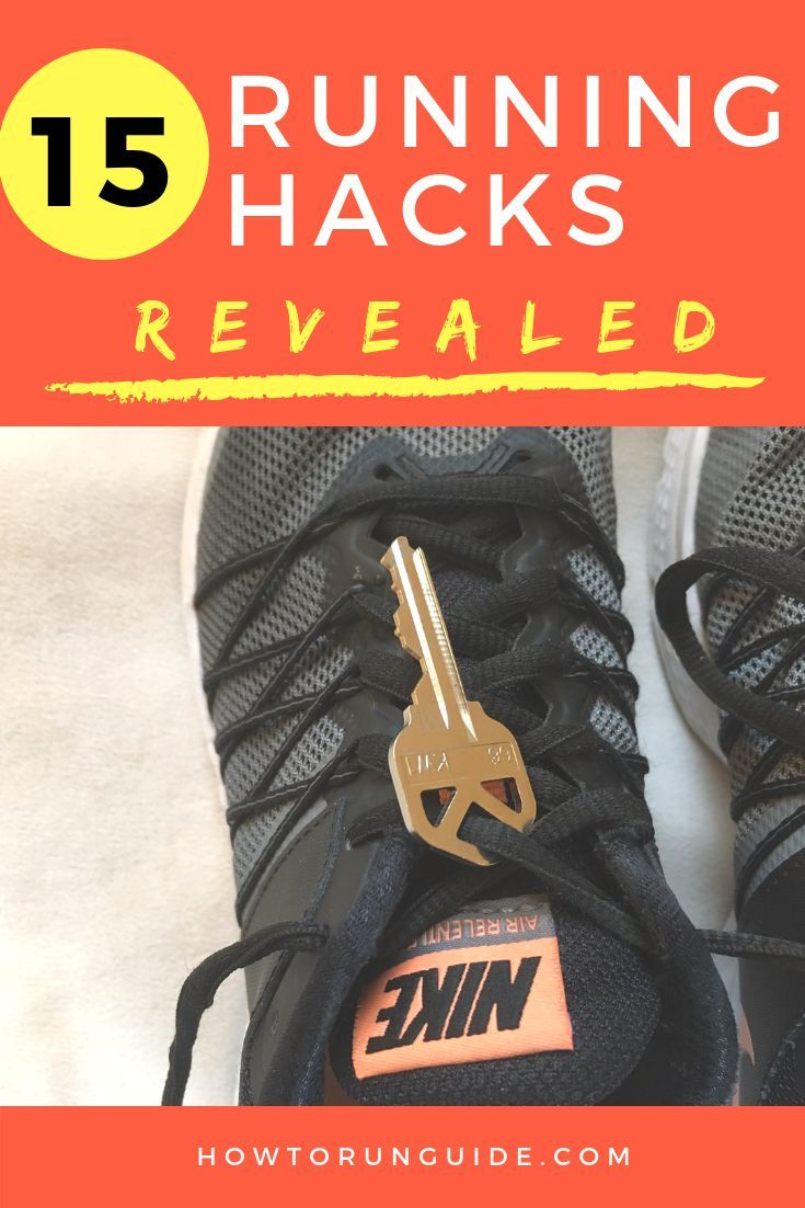 We revealed 15 of our BEST running hacks, to make your life easier! Find out how to make running easier, with these 15 genius running hacks.