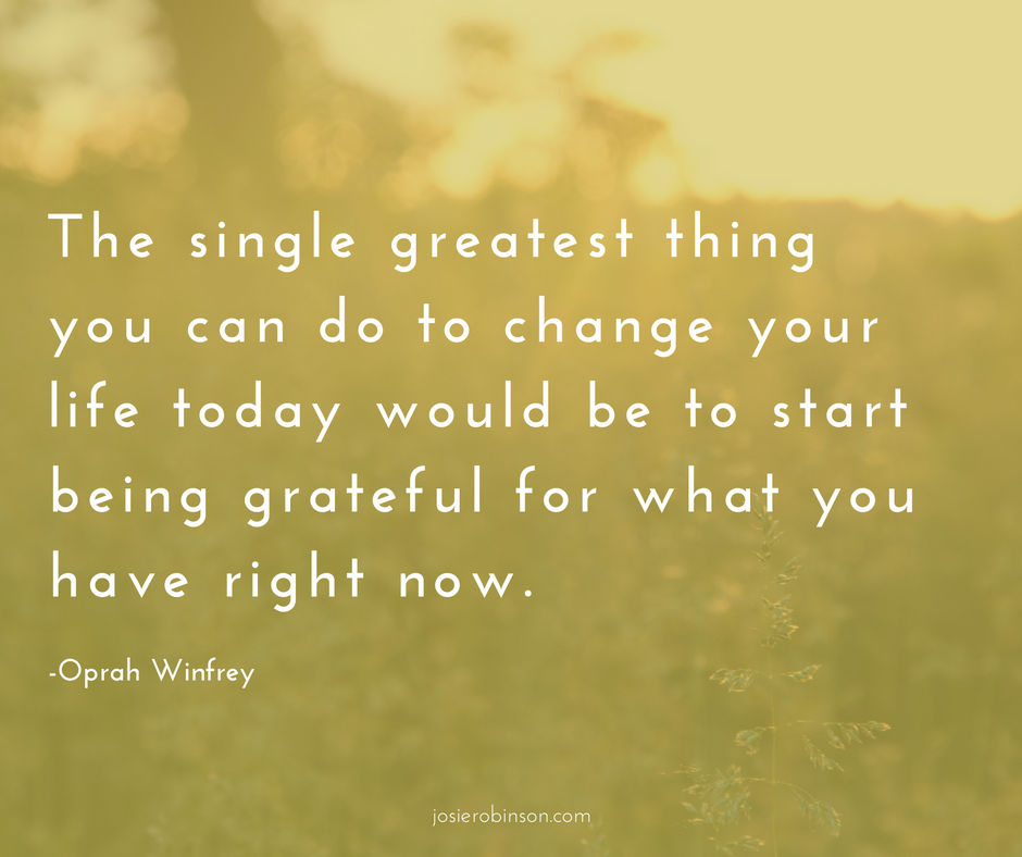 Best Thanks Quotes: The Simple Gratitude Practice That Changed Oprah's Life