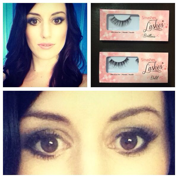 Best false lashes in the industry! If you haven't tried them you need to! www.smasheslashes.com #smasheslashes