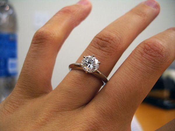 Tiffany & Co. engagement ring, Celebration band, Legacy!
