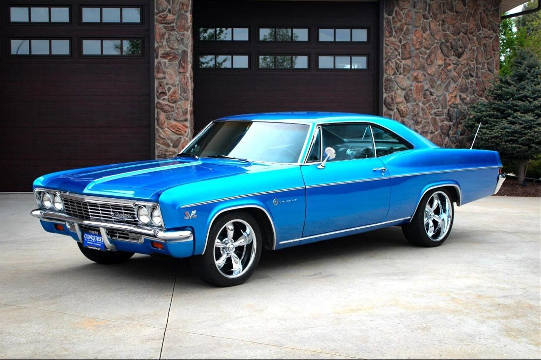 1966 Chevrolet Impala In 2020 Chevrolet Impala Chevrolet 1968