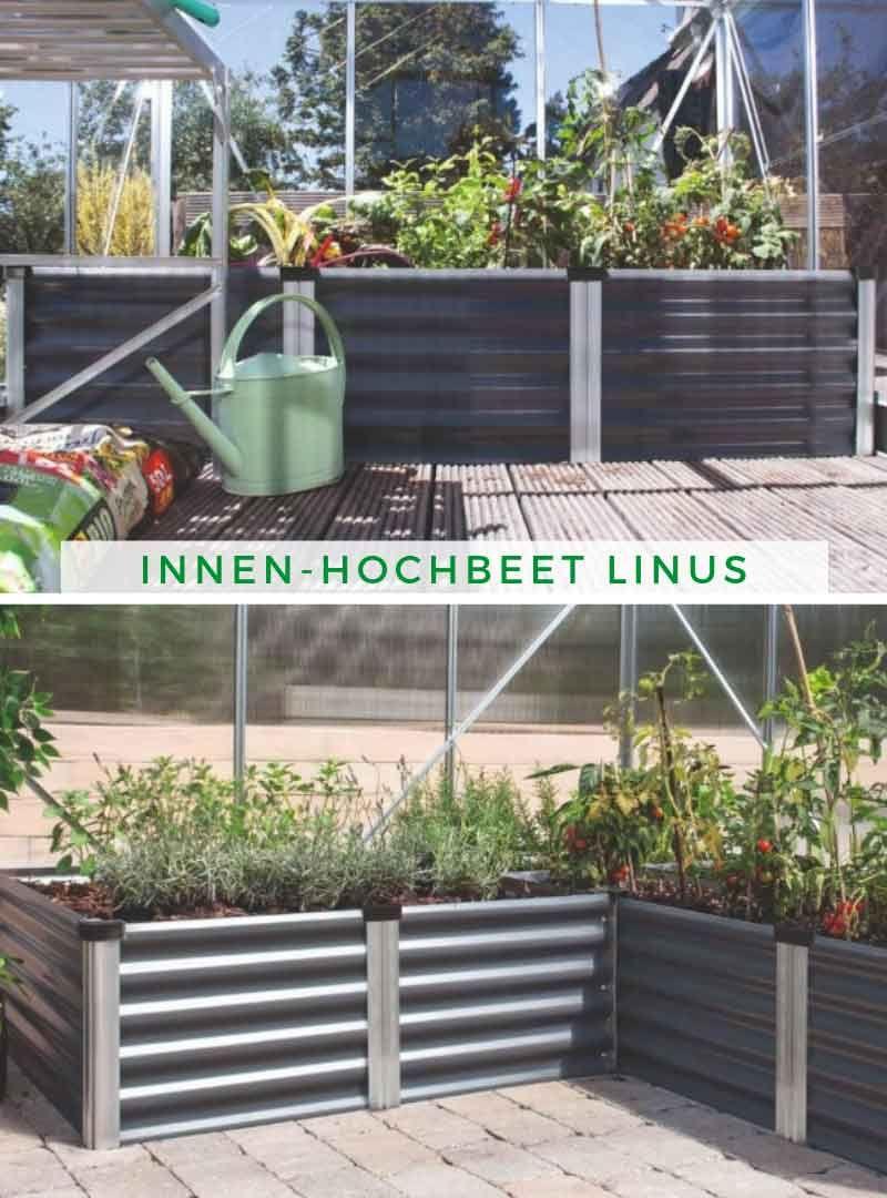 Innen Hochbeet Linus In Out 401 Hochbeet Hochbeet Bauen Gewachshaus