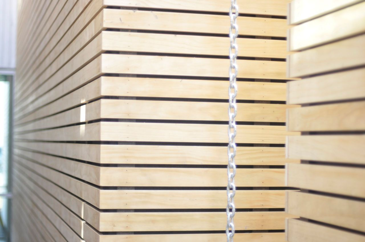 Green building products accoya wood home improvement pinterest cladding wood and house for Sustainable exterior cladding materials