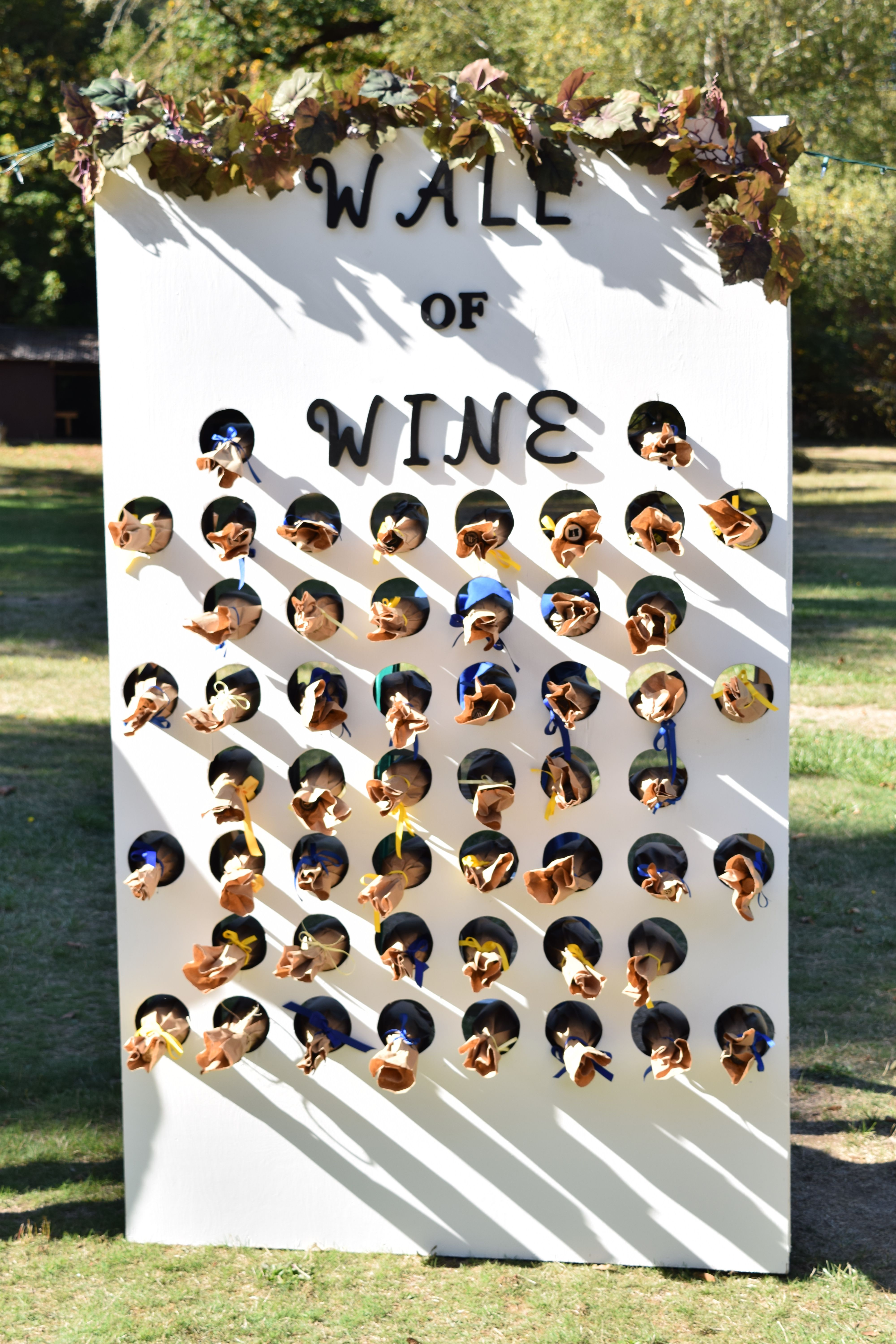 A Wine Wall is a great addition to any fundraiser! Guests pay a flat ...