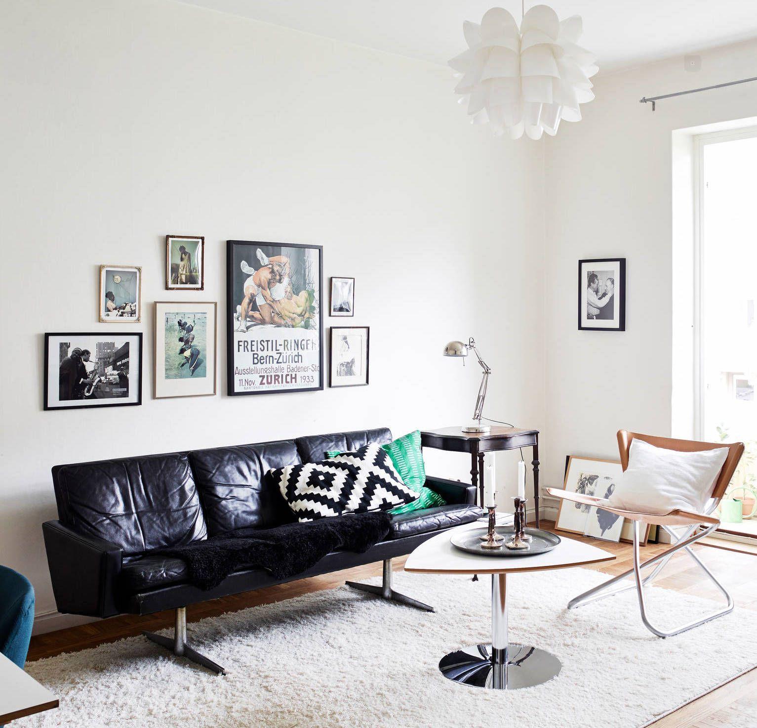 Mid-century modern living room | Mid century modern living room ...