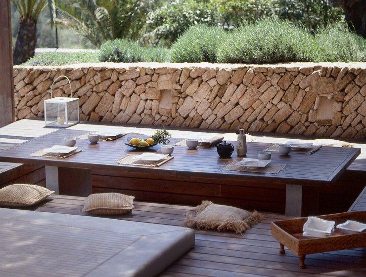 Minimalist Yet Comfy House In Ibiza Spain Ibiza Spain Outdoor Furniture Sets Ibiza