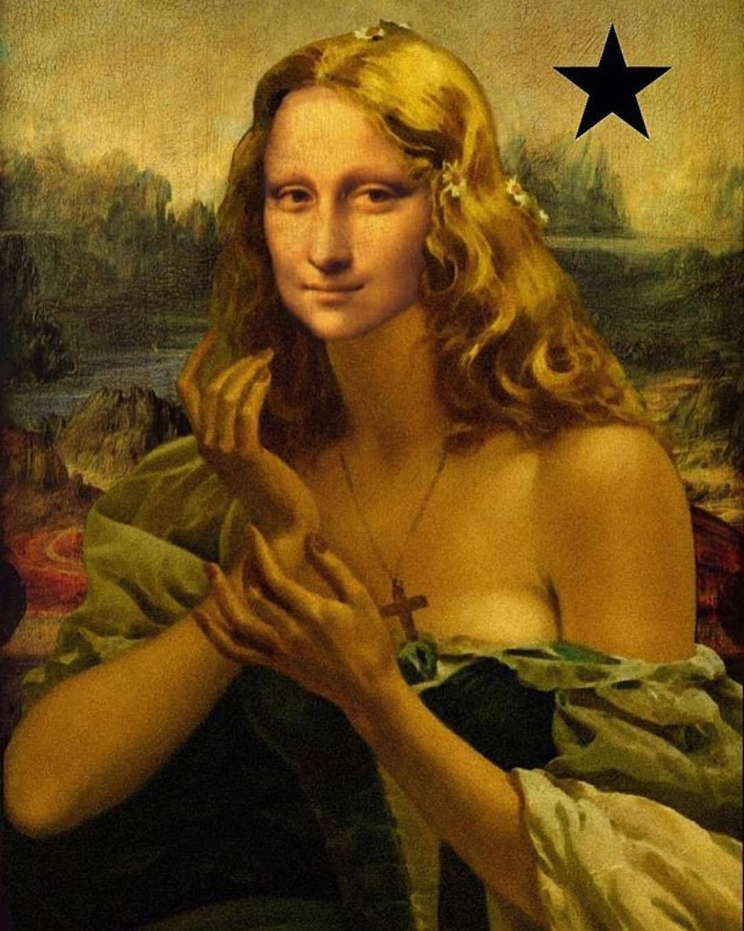 "raydawn13 "" Ohhhh she so pretty goddess ❤ rideyour wholenessiswhoyouare Repost thefaerylabyrinth ムムムMona Lisa… The Mona Lisa is a"