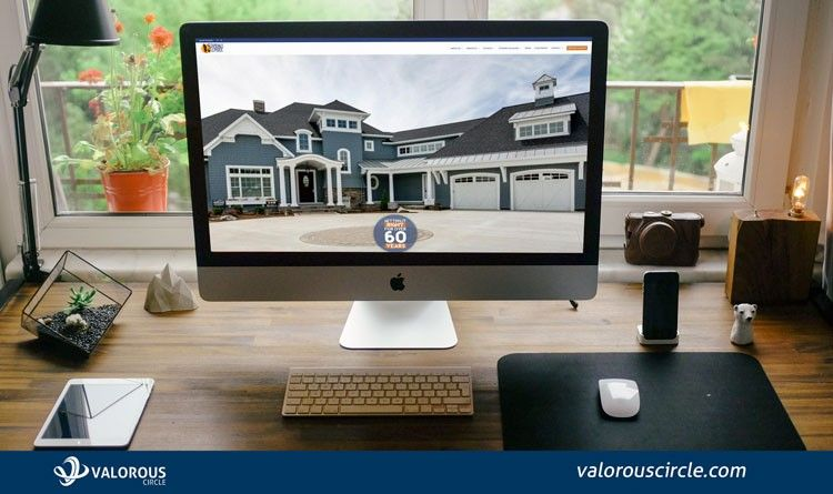 Grand Rapids Web Development for Standale Lumber - by Valorous Circle