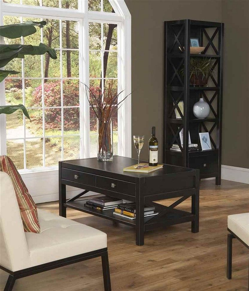 Best Elegant Black Coffee Table Sets For Living Room With Images 400 x 300