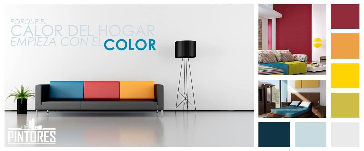 color  |  pintura  |  decoracion  |  PINTORES