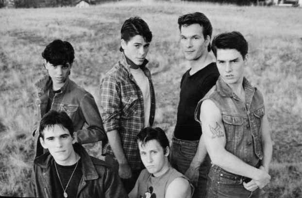 Breanna Ho Stay Golden Ponyboy The Outsiders Movies Emilio Estevez Often to kill time, due to circumstances i won't say. pinterest