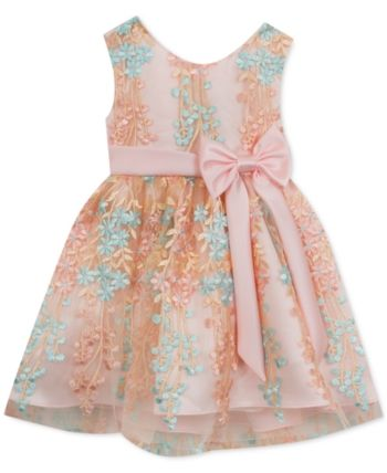 4528927c24a4 Baby Girls Embellished Party Dress in 2019   Products   Dresses ...