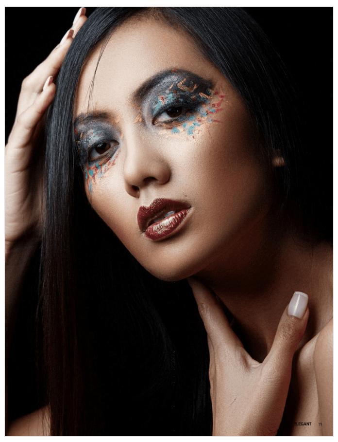 published Los Angeles makeup artist Makeup tips for