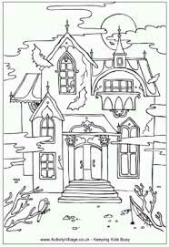 Idea By Linda Ring On Adult Coloring Pages Halloween Coloring