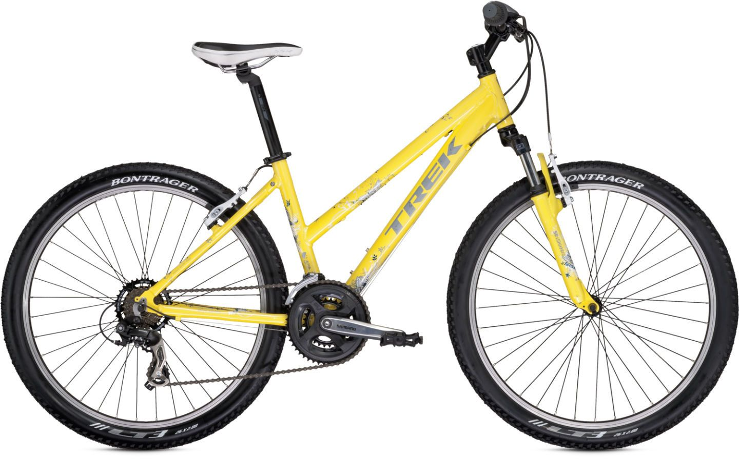 f07e4748301 Trek Skye - Mad Dog Cycles Bike Shop Canary Yellow Mountain Bike ...