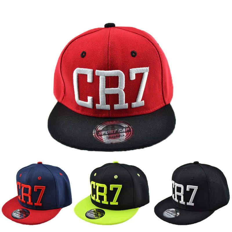 9fdb5aca576  11.99 - Women Men Outdoor Baseball Cap Cr7 Ronaldo Kids Rapper Hiphop Hats  Snapbacks  ebay  Fashion