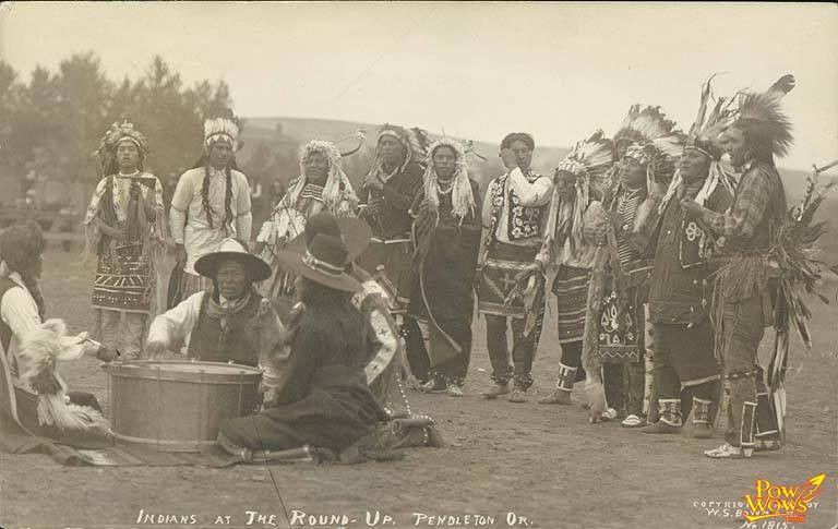 Pow Wow Photos – PowWows.com » » Pendleton 1910