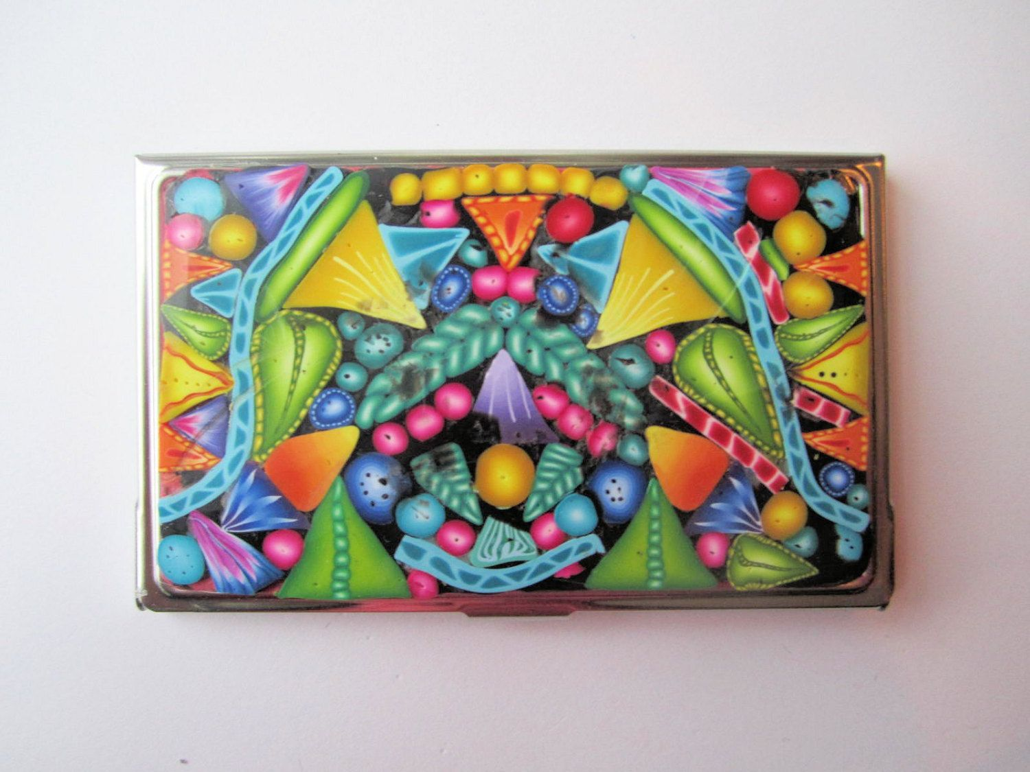 Business Card Case, Credit Card Case, Metal Card Case With ...