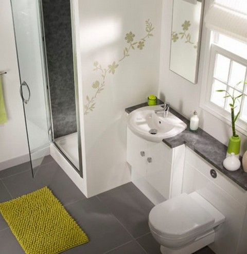 small bathroom design ideas on a budget | Projects to Try ...