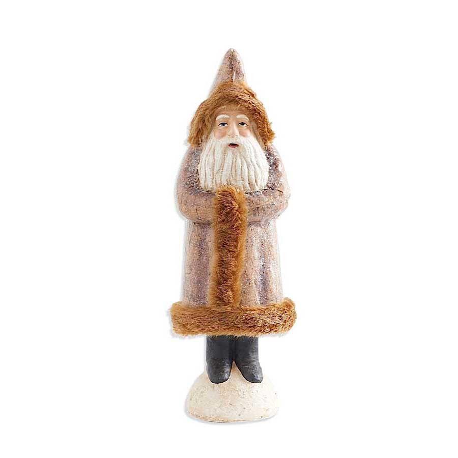 Fur Jacket Santa