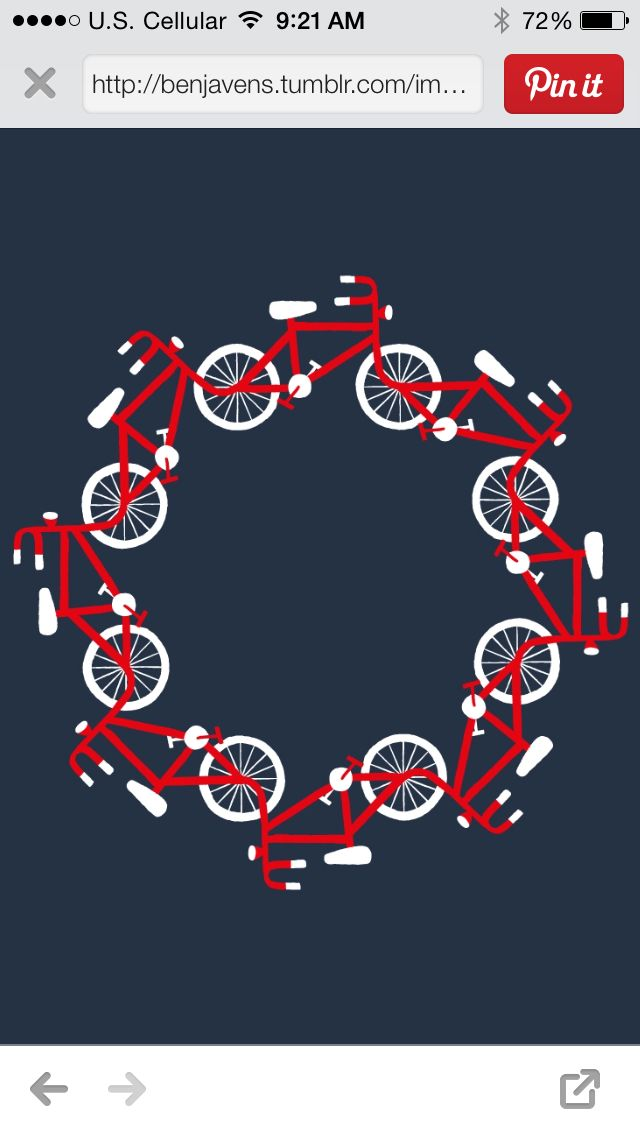 Bike wreath | Fahrrad Kunst | Pinterest | Fahrrad kunst, Fahrräder ...