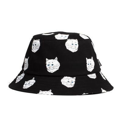 ddf7e864323 Ripndip Cream Bucket Hat